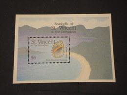 ST. VINCENT GRENADINES -  BF .... CONCHIGLIA - NUOVO(++) - St.Vincent E Grenadine