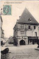 B65011 Cpa Luxeuil - Maison François 1er - Luxeuil Les Bains