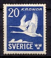 Suède Poste Aérienne YT N° 7 Neuf ** MNH. TB. A Saisir! - Neufs