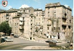 Citroen 2 CV,Peugeot 504,Renault R6,R8,R10,Bastia,Korsika, Ungelaufen - Voitures De Tourisme