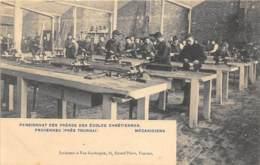 Passy-Froyennes - Animée, Mécaniciens - Doornik