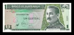 Guatemala 1 Quetzal 1998 Pick 99 SC UNC - Guatemala
