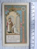 Image Religieuse - Posseder Jésus En Soi Par La Ste Communion C'est Avoir Ses Grâces, Ses Faveurs ... - Santini
