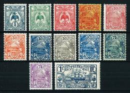 Nueva Caledonia Nº 114/25**/* Cat.16,65€ - Unused Stamps