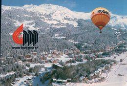 Crans Montana 1987, Championnats Du Monde De Ski Alpin (12001) 10x15 - Deportes De Invierno