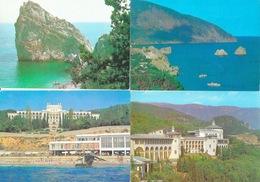 Lot N° 104 De 17 CPSM De Russie, CCCP - Illustrations - российские открытки, пейзажи и иллюстрации - 5 - 99 Cartoline