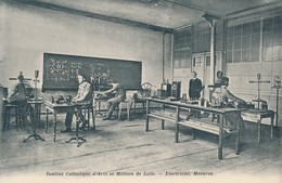 Lille ICAM Electricité,mesures état Neuf - Lille
