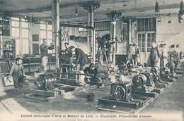 Lille ICAM Electricité,Plate Forme D'essais état Neuf - Lille