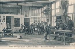 Lille ICAM Electricité,Bobinage état Neuf - Lille