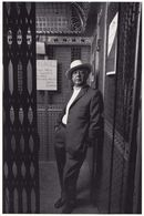 Roumania Roumanian Playwright Massachussets USA Elevator Photo Art Rare Postcard - Fotografia