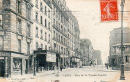 PARIS - Rue De La Tombe Issoire - District 14