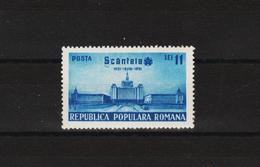 1951 -  Journal Scanteia Michel No 1274 Et Yv No 1160 - 1948-.... Republiken