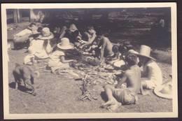 CPA Tahiti Océanie Océania Polynésie Carte Photo René Moreau RPPC Non Circulé Paul Isaac Nordmann - Tahiti