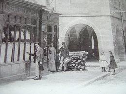 """25 - ORNANS - """" GRANDE RUE ET HOTEL DE VILLE """" - TABAC -  BELLE ANIMATION... - Autres Communes"""