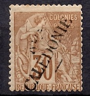 Nouvelle-Calédonie YT N° 30 Neuf *. B/TB. A Saisir! - Nuova Caledonia