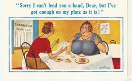 """Sorry I Can't Lend You A Hand, Dear..."" D.Constance New Donald MCGill Comics PC # 1880 - Mc Gill, Donald"