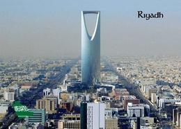 Saudi Arabia Riyadh Kingdom Tower New Postcard Saudi Arabien AK - Saudi-Arabien