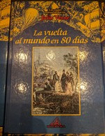 "Lote De Libros ""Julio Verne"" - Classiques"