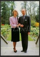 Large Postcard / ROYALTY / Luxembourg / Luxemburg / Joséphine-Charlotte De Belgique / Grand Duc Jean - Famille Grand-Ducale