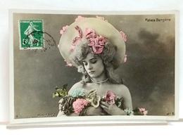MIMI FRITZ - FOLIES BERGERES - 1908 - Cabaret
