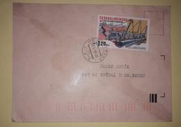 Letter - Praha, 1990., Czechoslovakia - Sin Clasificación
