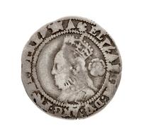 """Großbritannien: 1575, """"Elisabeth I."""" 3 Pence In Schöner Bis Sehr Schöner Erhaltung. - Grossbritannien"""