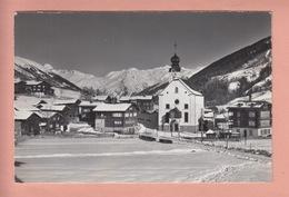 OLD POSTCARD - SWITZERLAND - SCHWEIZ - SUISSE -   RECKLINGEN IM GOMS - VS Valais
