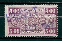 TR 249 Gestempeld (noodstempel) HOESELT - 1923-1941