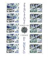 1991 MONACO BF50 MNH ** - Blocs