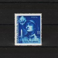 1951 -  Journe De L Arme Mi No 1291 Et Yv No 1167 MNH - 1948-.... Republiken