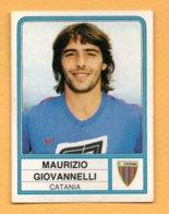 Figurina Panini 1983-84 - N° 39 Maurizio Giovannelli, Catania - Trading Cards