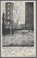 Ansichtskarten: 1898-1966, Partie Von 52 Ansichtskarten Mit U.a. Deutschland, Europa, USA Und Intere - Ansichtskarten
