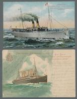 Ansichtskarten: 1902-1970, Partie Von 26 Ansichtskarten Mit Teils Interessanten Motiven Wie Z.B. Flu - Ansichtskarten