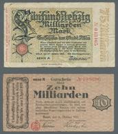 Ansichtskarten: 1902-1970, Partie Mit 50 Ansichtskarten Aus Aller Welt, Darunter Europa, Übersee Und - Ansichtskarten