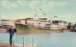 35 SAINT-MALO Le HARDI Chaljutier De La Grande Pêche 1964 Pardon Des Terreneuvas - Pesca