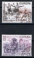 Spanje Y/T 2243 / 2244 (0) - 1931-Aujourd'hui: II. République - ....Juan Carlos I