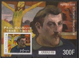 Polynésie - 2018 - Bloc Feuillet BF N°Yv. 48 - Paul Gauguin - Neuf Luxe ** / MNH / Postfrisch - Blocks & Kleinbögen