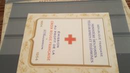 LOT 488790 TIMBRE DE FRANCE NEUF** LUXE CROIX ROUGE 1954 - Rotes Kreuz