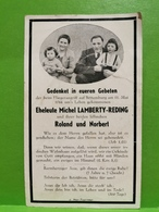 Sterbebilder, Luxembourg WW2, Bettembourg - Cartes Postales
