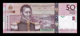 Haiti 50 Gourdes 2013 Pick 274d SC UNC - Haiti
