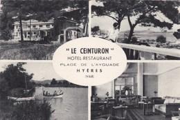 Hyères - Plage De L'Ayguade - Hôtel-Restaurant Le Ceinturon - Vues Diverses - Hyeres