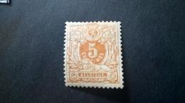 Timbres Anciens Vendus à 15% De La Valeur Catalogue COB 28 * - 1869-1888 Lying Lion