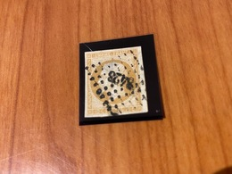 PC 3423 ( Trie Sur Baise ) - Sur Napoléon N° 13 -10C Bistre   ( Port Offert ) - Marcophily (detached Stamps)