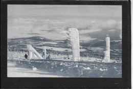 AK 0417  Riesengebirge Im Winter - Telegraphenstangen An Der Prinz Heinrich-Baude Um 1910-20 - Schlesien