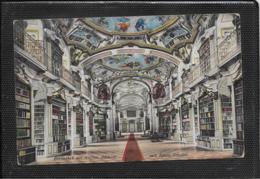 AK 0417  Stift Admont - Bibliothek Um 1914 - Admont