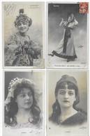 Fantaisies Gros Lot De 2000 Cartes Fantaisies/Femmes/Enfants/Couples/Fètes...Format CPA - 500 Postcards Min.