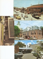 Suriname : Paramaribo ---- 4 Cards - Surinam