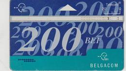 """Belgium Phone Card """"Belgicacom"""" - Belgio"""