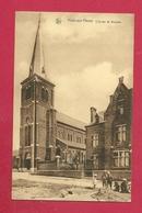 C.P. Ham-sur-Heure =  L ' Eglise  De  BEIGNEE - Ham-sur-Heure-Nalinnes