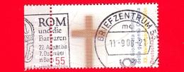 GERMANIA - Usato - 2005 - Colonia - Giornata Mondiale Della Gioventù Cattolica - Weltjugendtag Köln - 55 - Usati